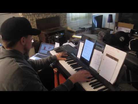 A$AP Mob Crazy Brazy Piano Cover ASAP Rocky A$AP Twelvyy ATL's Key
