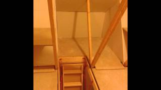 Edinburgh & Fife Attic / Loft Conversions. Ultimate Loft Storage Option