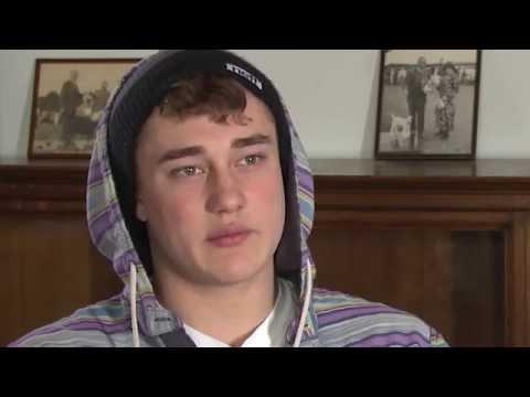 Teens on welfare speaking