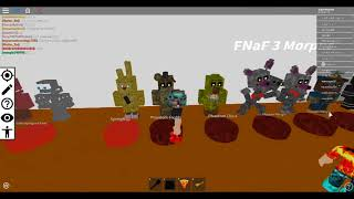 PLAYING FNAF RP ROBLOX :D WITH JAVIER (FROM SPAIN)