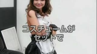 http://coskul.com/ ゴシックロリータやメイド服のコスプレ動画をお届け...