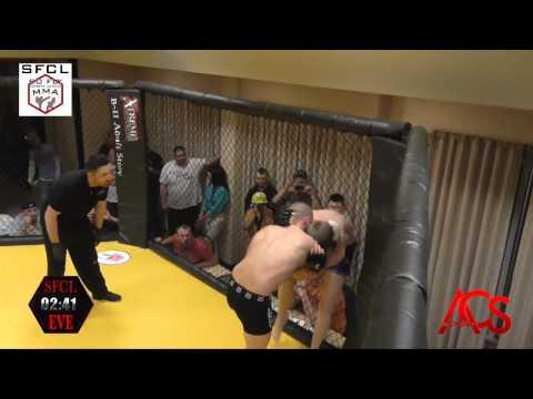 ACSLIVE.TV Presents So Fly Combat League Cody Thompson Vs Lucas Summers