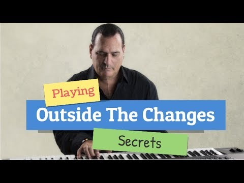Playing Outside Jazz - Powerful Tutorial