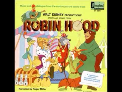 Robin Hood OST - 29 - The Phoney King of England