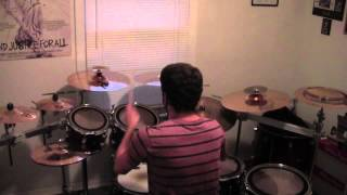 I Will Not Bow-Breaking Benjamin (Drum Cover by Mike Cohn)