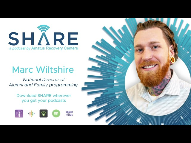 EPISODE 12: Addiction, Recovery and Including the Family with Marc Wiltshire