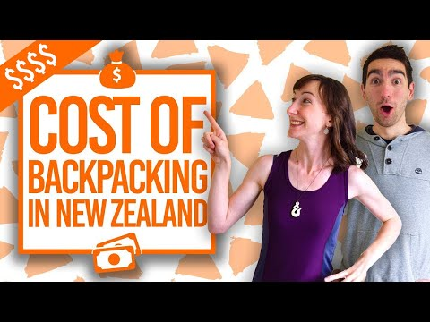 What is the Cost of Backpacking in New Zealand (2018)