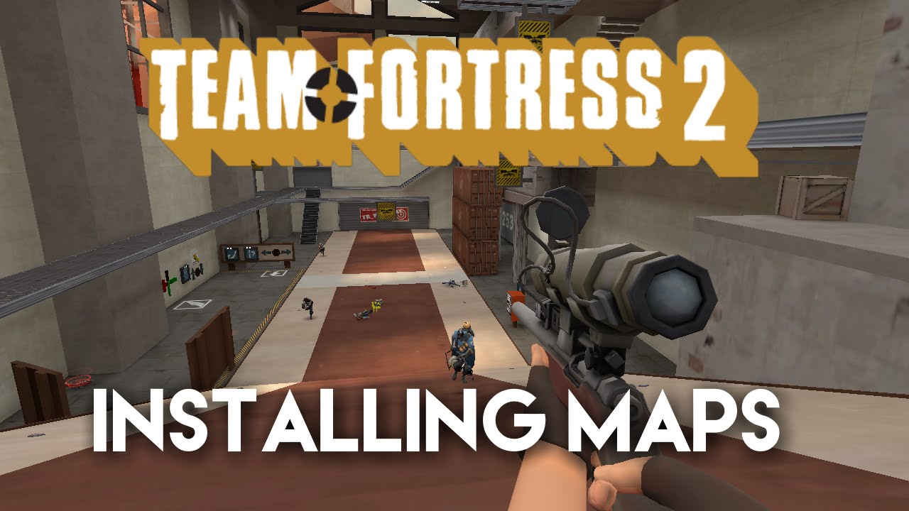 How To Install TF2 Maps (Map Showcase: tr_walkway)