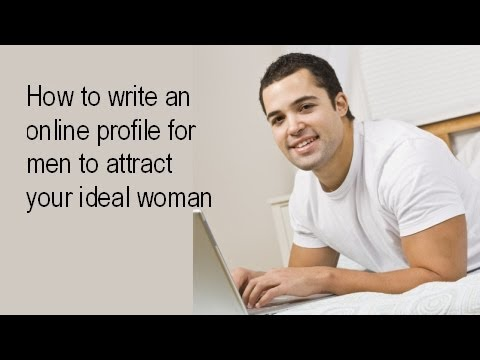 Write a profile for dating site