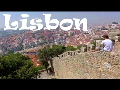 A Tour of Beautiful LISBON! Capital of Portugal (Part 2)