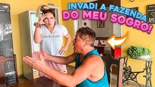 INVADI A FAZENDA DO LEONARDO!!!