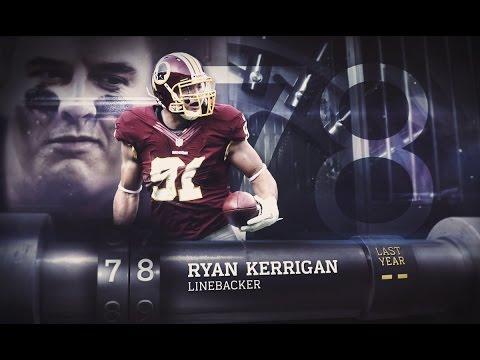 #78 Ryan Kerrigan (LB, Kerrigan) | Top 100 Players of 2015