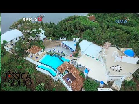 Kapuso Mo, Jessica Soho: Santorini Villa sa Bolinao