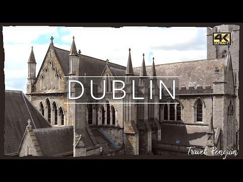 DUBLIN ● Ireland [2018]   Drone 4K Ultra HD📷