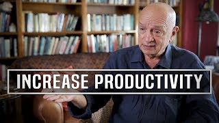 How To Be Productive: Understanding Time, Work and Creativity - Dr. Ken Atchity
