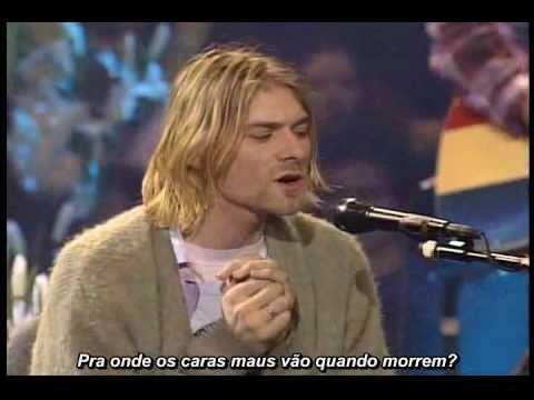 Nirvana - Lake Of Fire [Legenda Português]