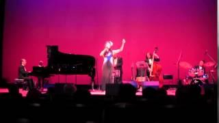 Bie Mir Bist Du Schon(素敵なあなた)ジャズボーカルフェスタ2014 ⒑月