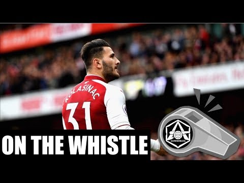 On the Whistle: Arsenal 2-1 Swansea - 'The Tank drives Gunners on to victory'