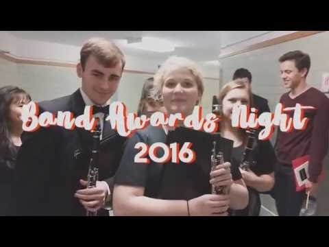 South Salem High School Band Awards Night Video 2016