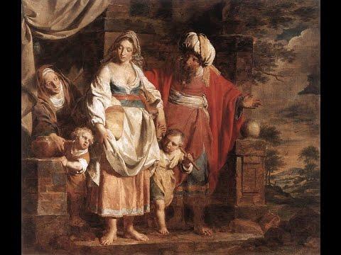 Genesis Message 54 Abraham Marries Keturah & Has 6 More Sons