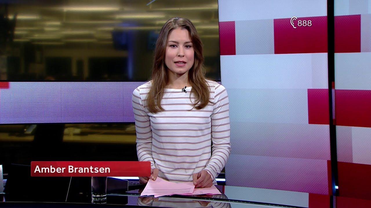 Amber Brantsen Nos Journaal Presentatrice 24 Augustus 2017 6 30
