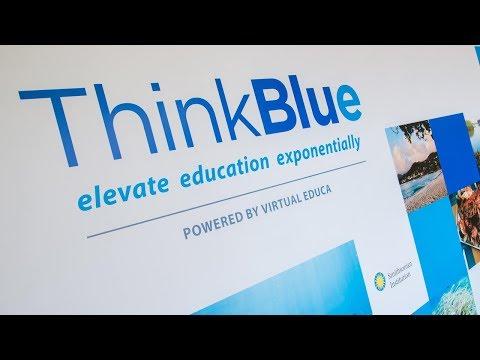 XIX Virtual Educa Bahia 2018: Dia Mundial dos Oceanos - Pense Azul