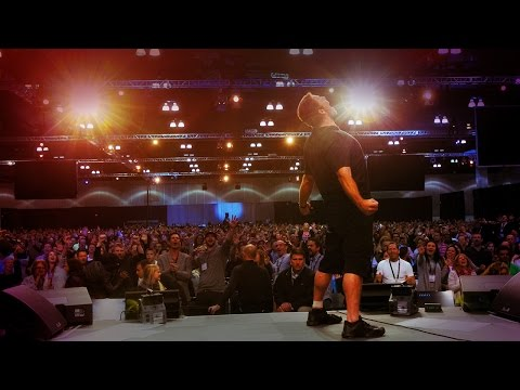 Unleash The Power Within - Achieve Self Improvement & Personal Growth  Tony Robbins