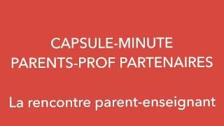 Réunions Parents-Professeurs