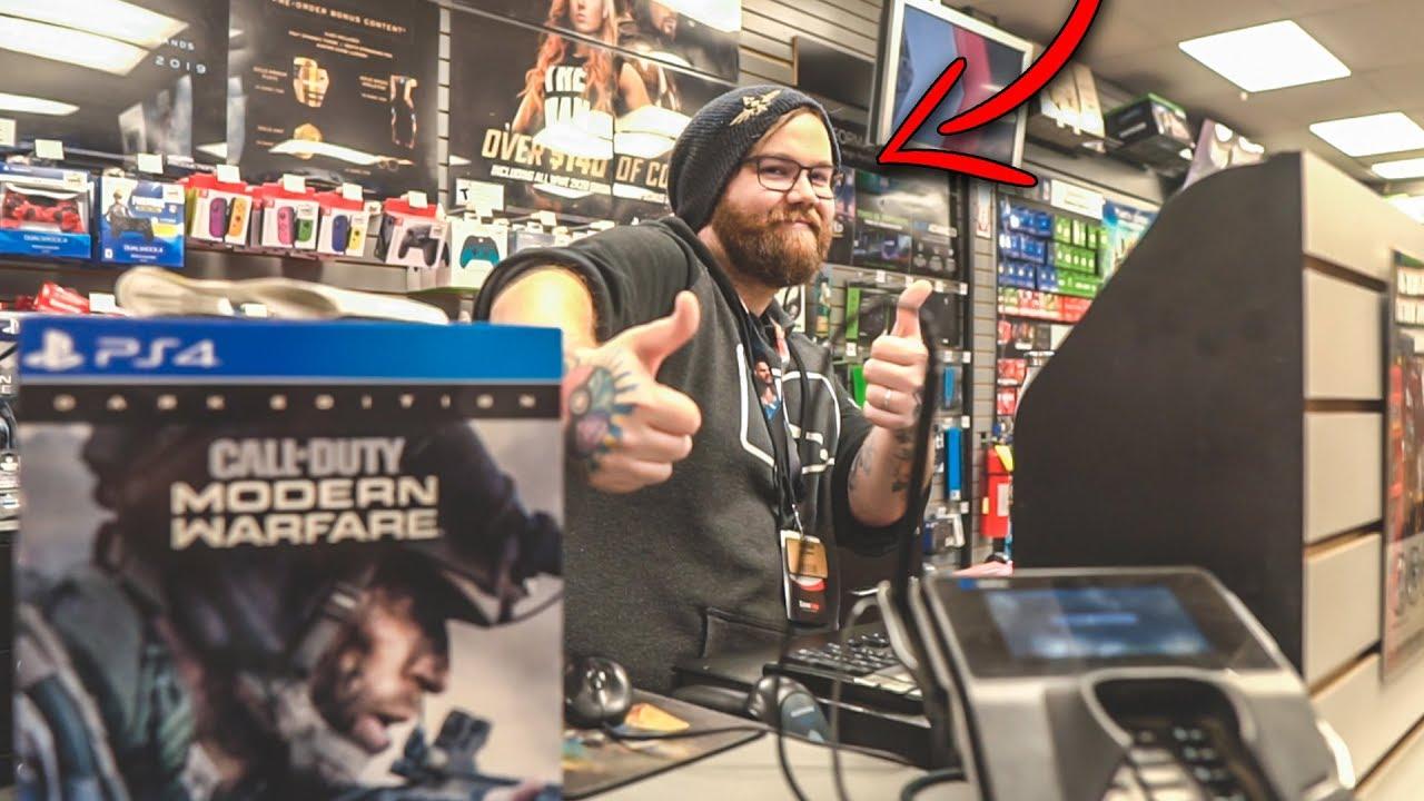 Modern Warfare Midnight Release Vlog The Coolest
