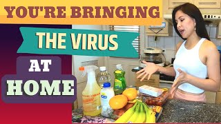 SAFE GROCERY SHOPPING IN COVID-19 PANDEMIC | IMPORTANT TIPS & REMINDERS