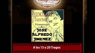 Miguel Aceves Mejía & Mariachi Vargas De Tecalitlán – A los 15 o 20 Tragos (José Alfredo Jiménez)