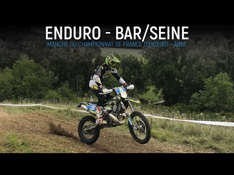 Championnat de France d'Enduro 2017 - Bar/Seine