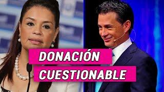 La misteriosa donación que recibió Cash Luna valorada en 56 mil dólares thumbnail