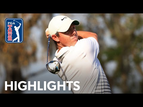 Rory McIlroy shoots 1-under 71 | Round 2 | Arnold Palmer Invitational | 2021