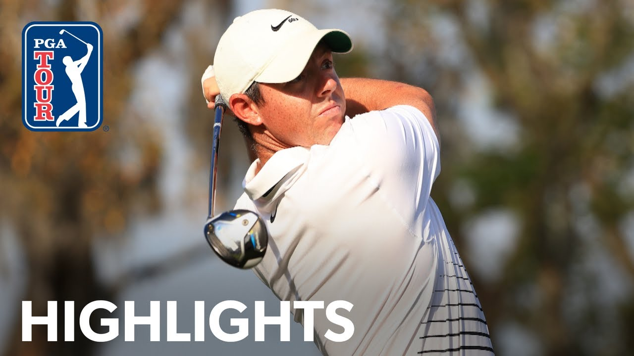 Rory Mcilroy Shoots 1 Under 71 Round 2 Arnold Palmer Invitational 2021 Youtube