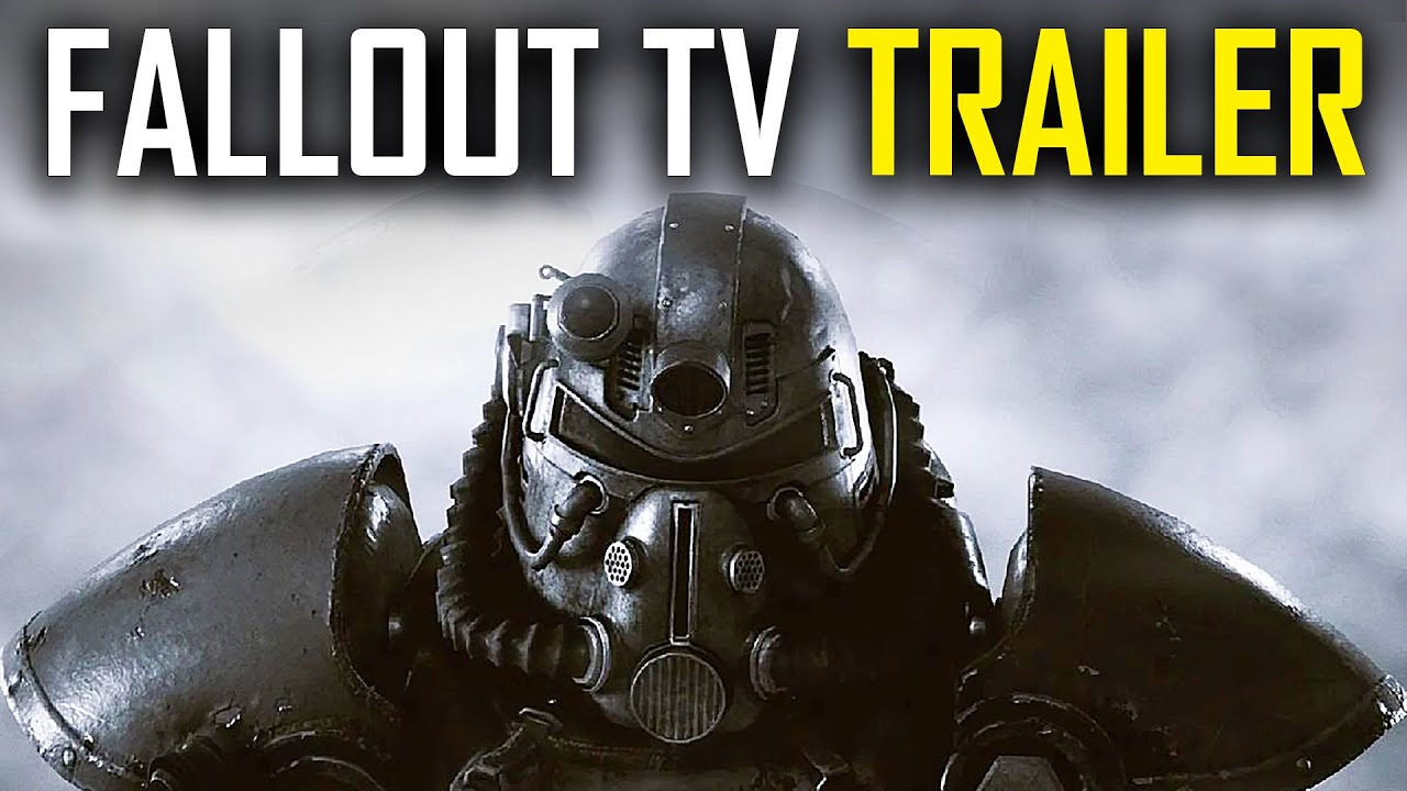 FALLOUT TV SHOW TEASER TRAILER | Amazon