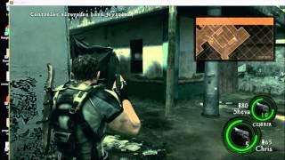 Resident evil 5 pc 2016 Cheats (18 Trapaças)