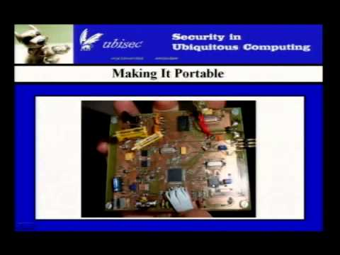 DEF CON 14 Hacking Conference Presentation By Rieback - Hackers Guid to RFID - Video