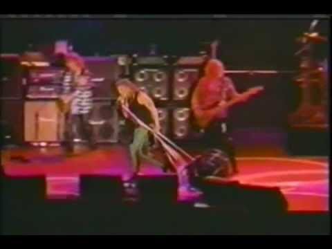 Aerosmith - Hole in my Soul (live)