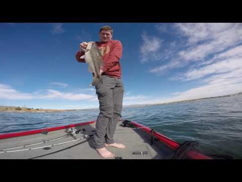 Colorado Bass Fishing Episode One