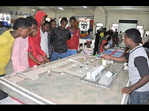 Eritrea: Companies and Young Inventors display their products at Festival | ERiTV