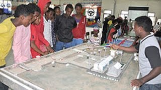 eritrea companies and young inventors display their products at festival eritv