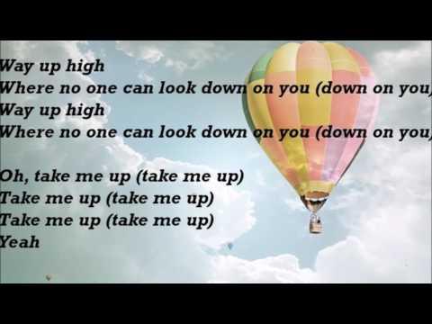 take me up - coleman hell lyrics