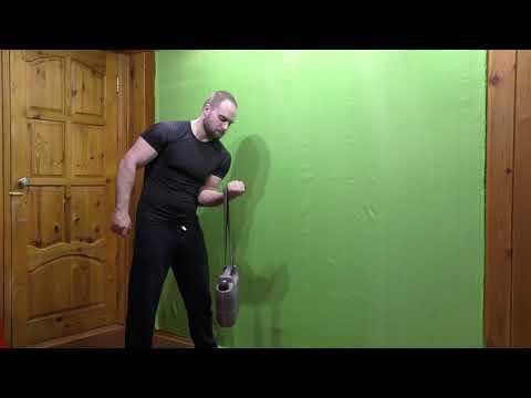 ТОП-5 упражнений на крюк ДОМА! АРМРЕСТЛИНГ ТРЕНИРОВКА