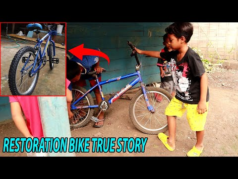 RESTORATION BIKE true story thumbnail