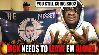 MGK NEEDS To Leave Eminem Alone