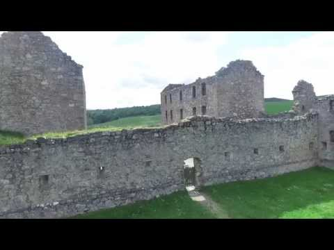 Is Ruthven Barracks Haunted 2015