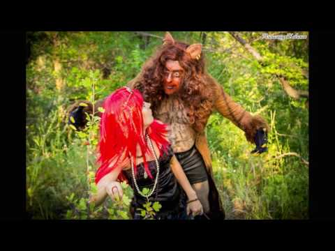 Музыкально-Хардкорная фотосессия Красная Шапочка и Волк - фотограф Александр Кабанов