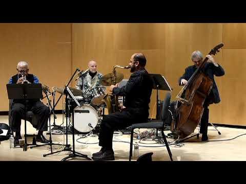Bobby Bradford / Hafez Modirzadeh / Ken Filiano / Royal Hartigan -- Live at the Magic Triangle
