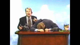 Late Night W/ Conan O'Brien Cold Opening, 1995